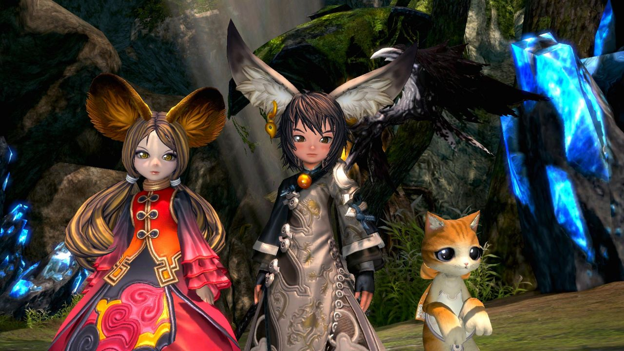 Blade and Soul : L'extension Forgotten Souls est désormais disponible !