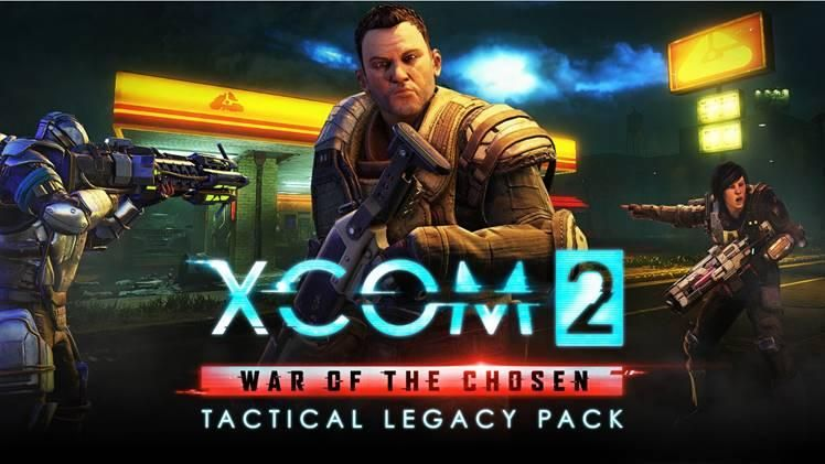 XCOM 2 War of the Chosen : Le Pack Héritage Tactique est désormais disponible !