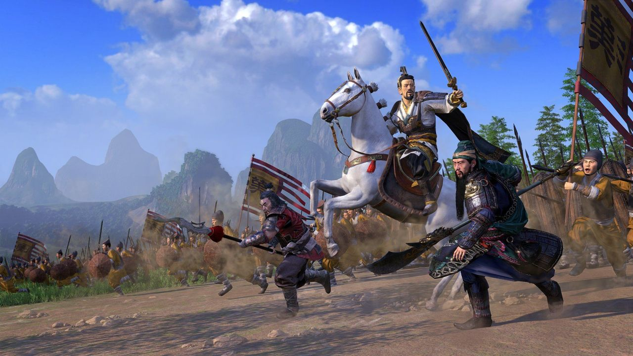 Total War - Three Kingdoms : Le mode Dynasty arrive !