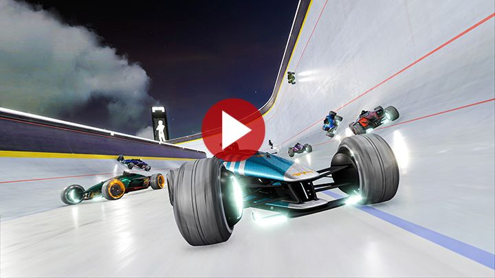 Trackmania : Un premier trailer de gameplay !