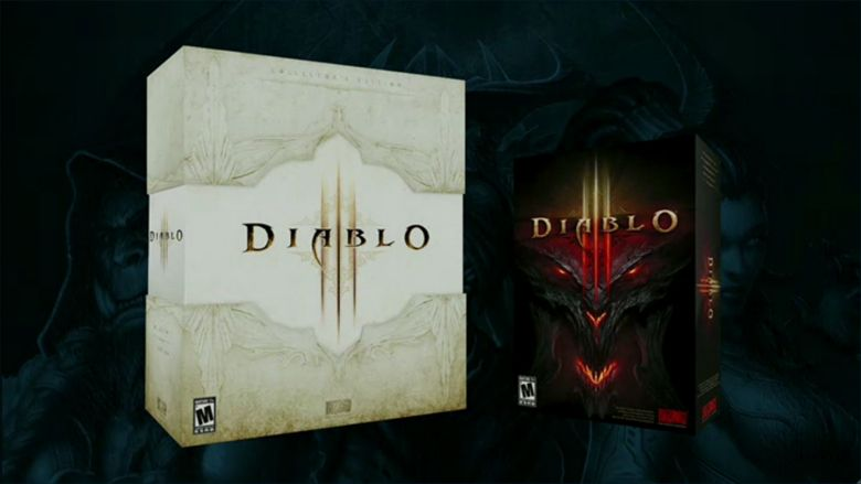 Diablo 3 : Déballage de l'édition Collector !