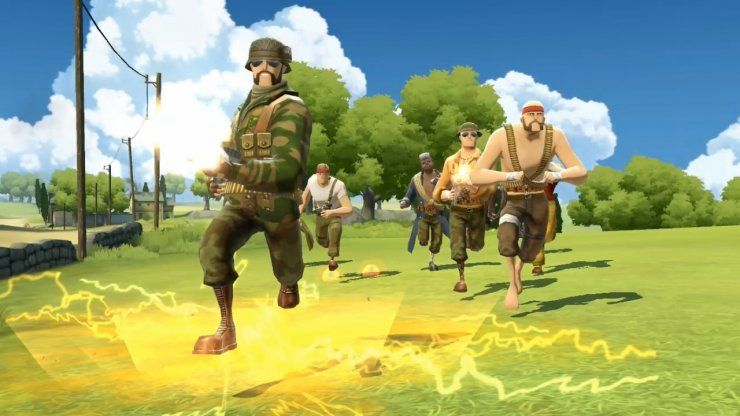 Battlefield Heroes : 1 Million de joueurs