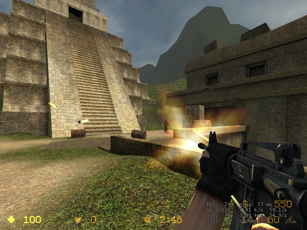 Counter Strike : Liste des changements