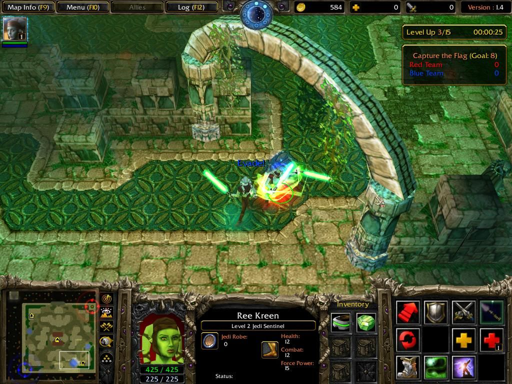 Section Warcraft : Mardi 29 Juin