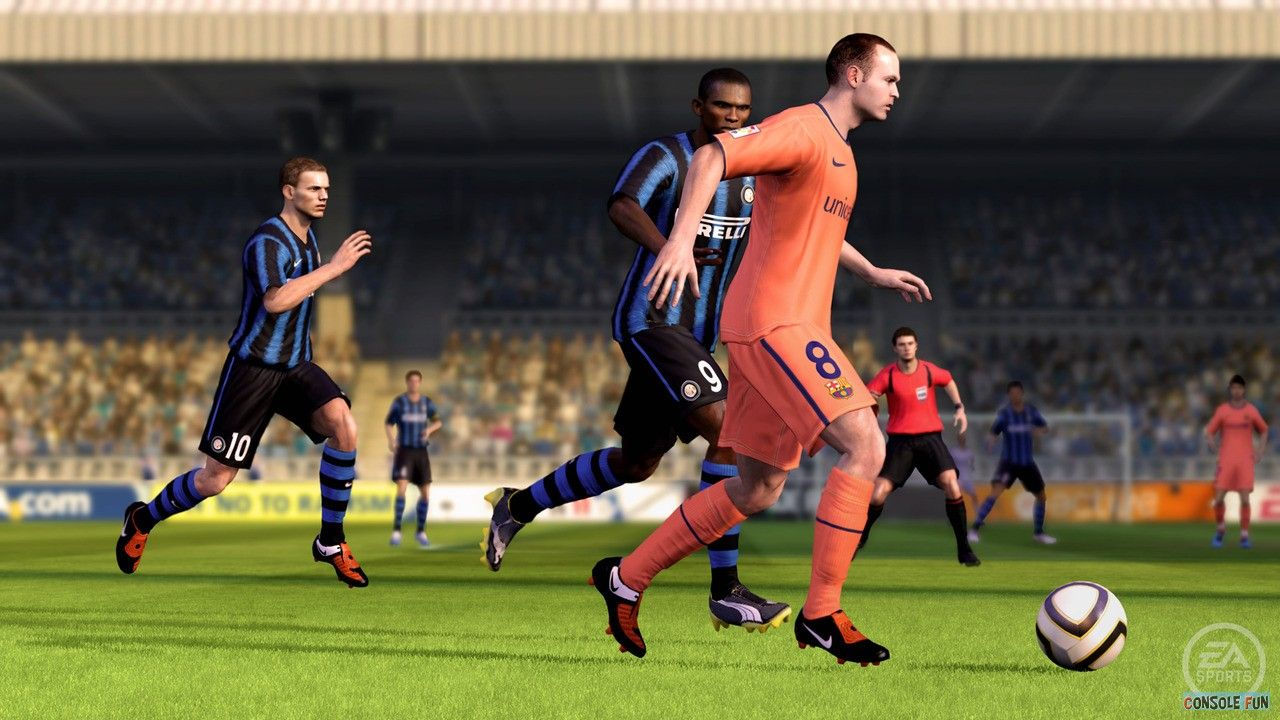 Fifa 2011 : images officielles