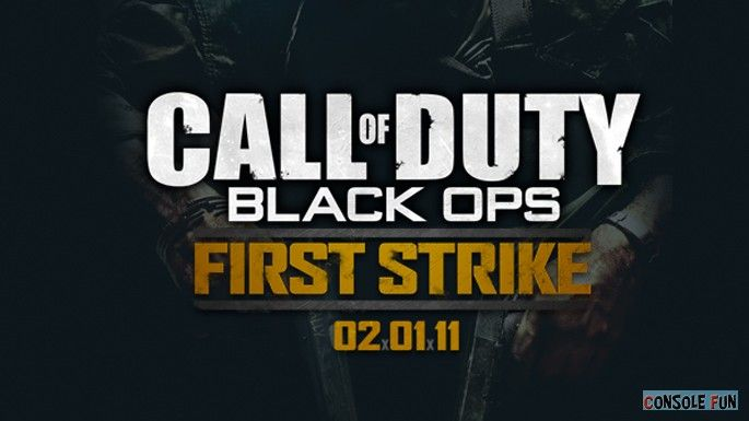 COD Black Ops : First Strike daté sur PC