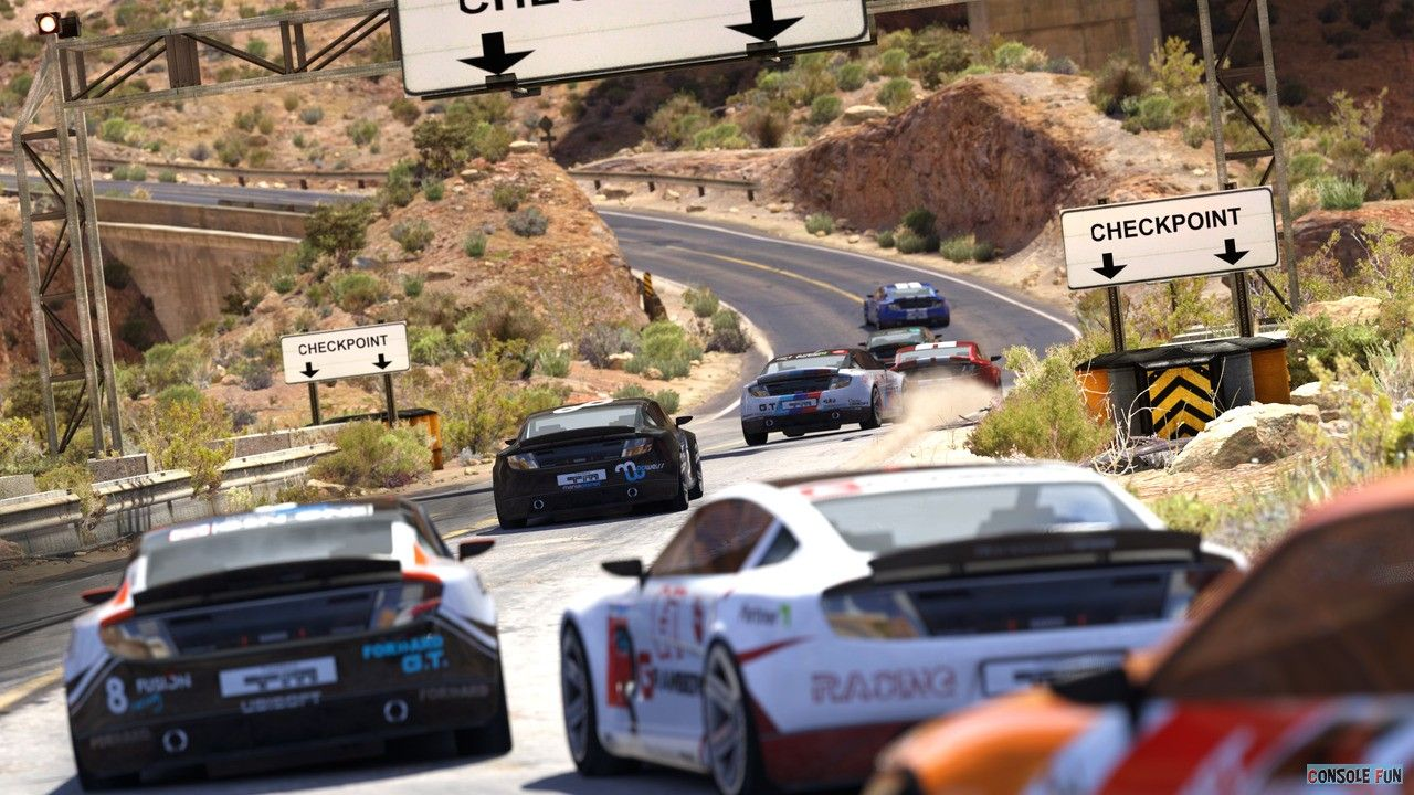 Un trailer pour Trackmania 2 Canyon