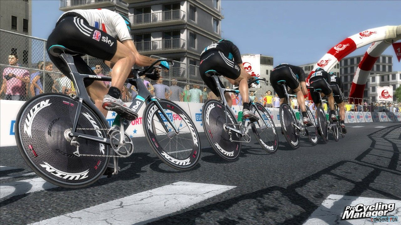 Pro Cycling Manager 2011 : Infos et images