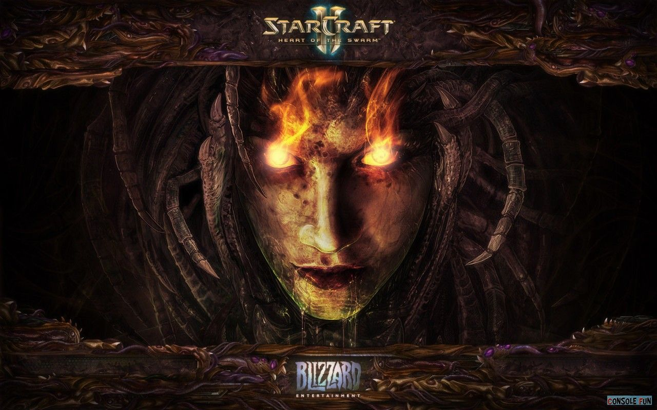 Starcraft 2 : Heart of the Swarm montre le teaser