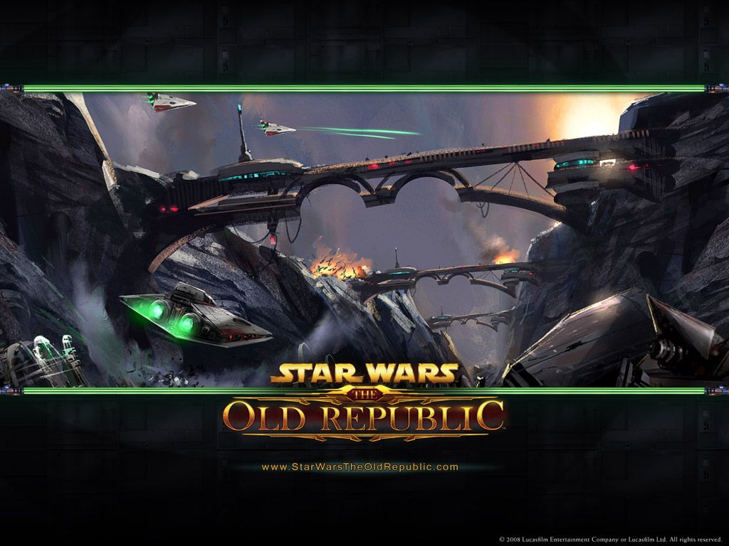 Un léger retard pour la bêta de Star Wars : The Old Republic
