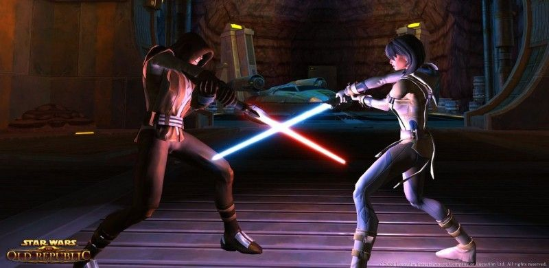 Star Wars The Old Republic : date de sortie