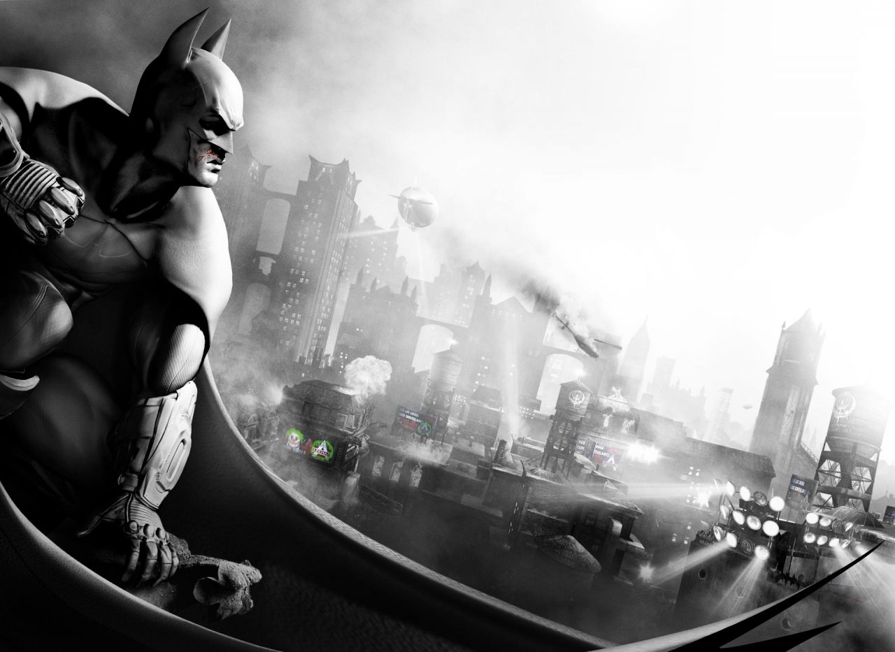 Batman Arkham City prend encore du retard sur PC