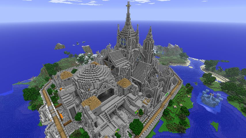 Minecraft passe en version 1.0 !