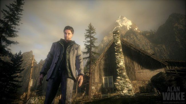Alan Wake : La version PC débarque !