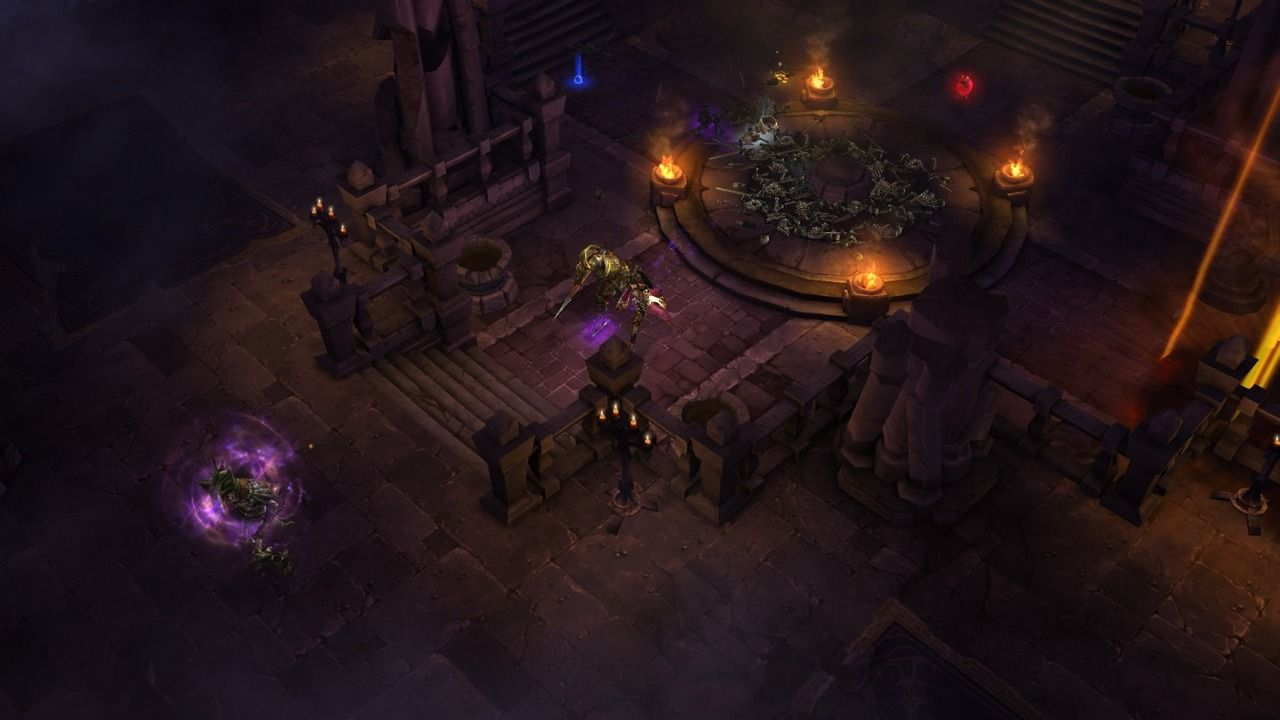 Diablo 3 : trailer du Witch Doctor !