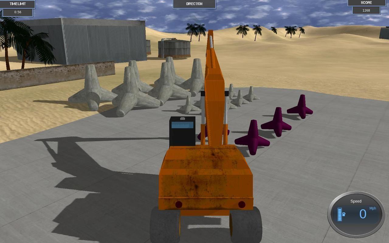 jeux de pelleteuse simulator
