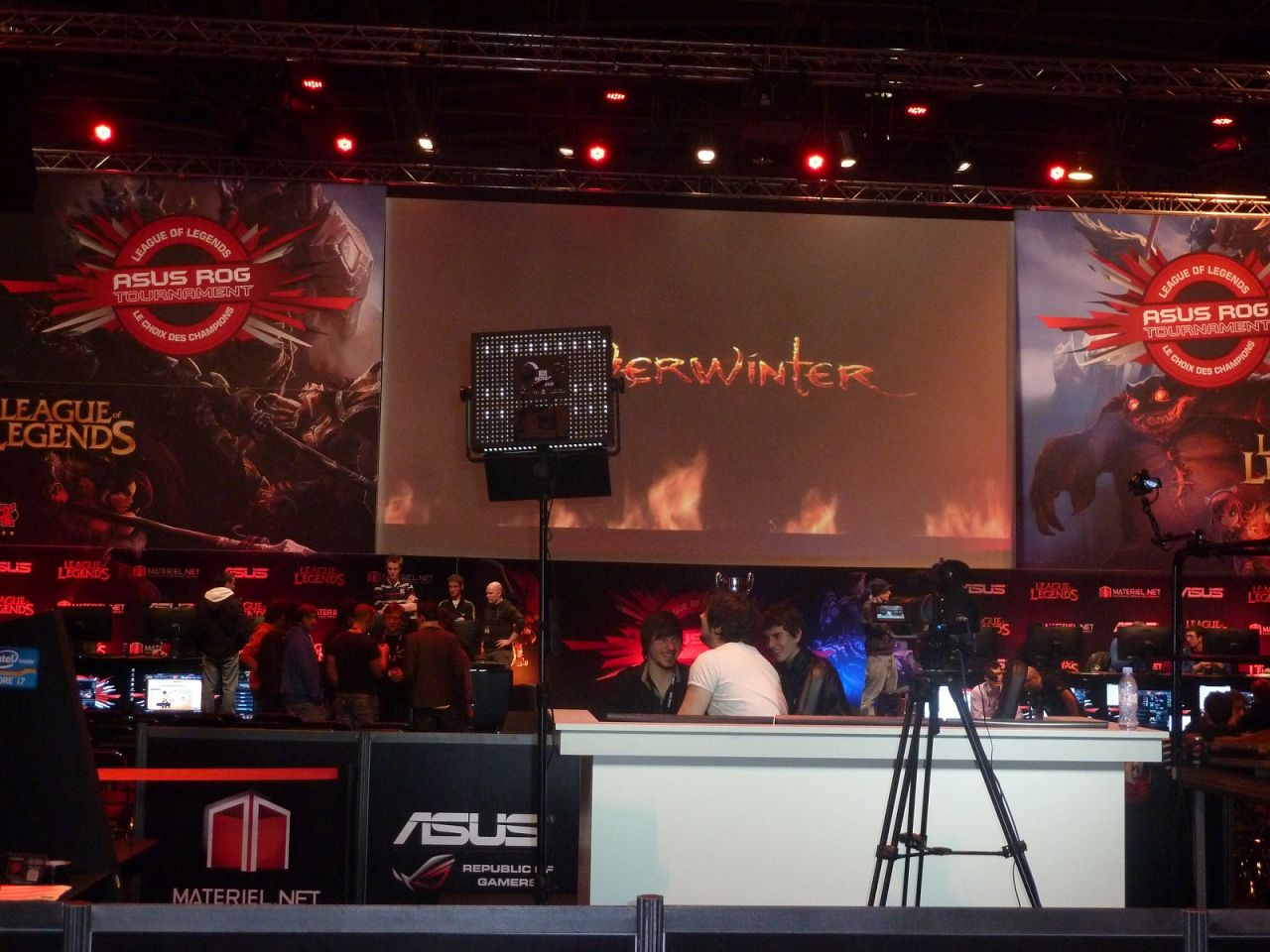 PGW 2012 : NeverWinter a mis le paquet !