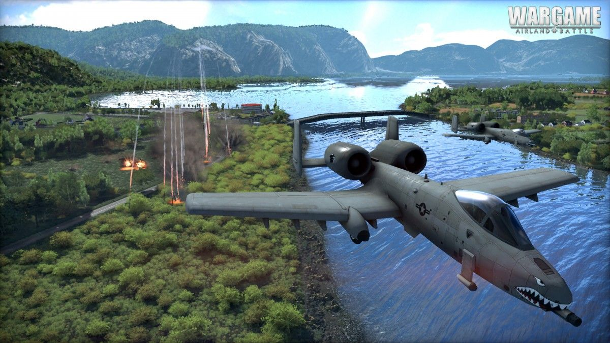 Wargame : AirLand Battle, nouveau trailer