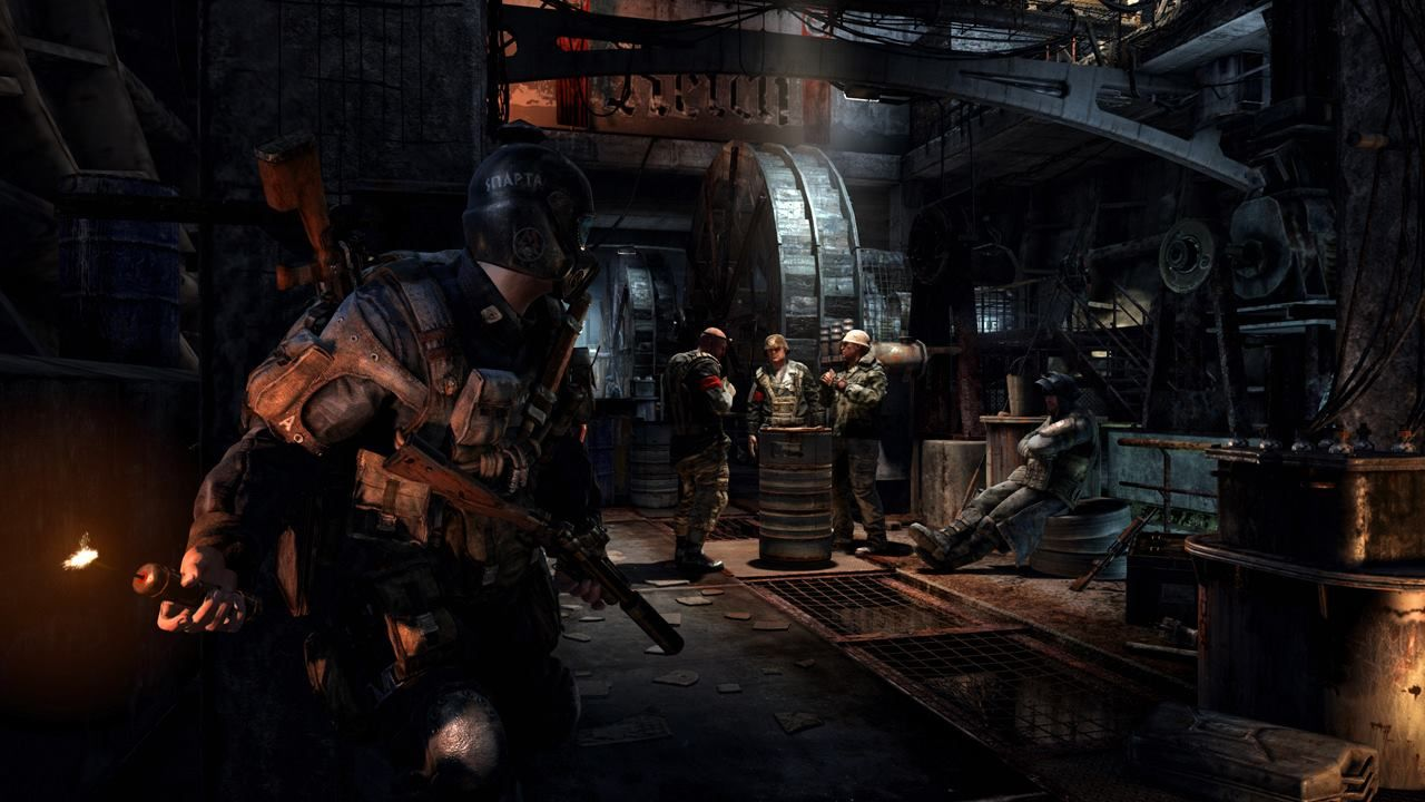 Metro Last Light : dévoile son trailer !