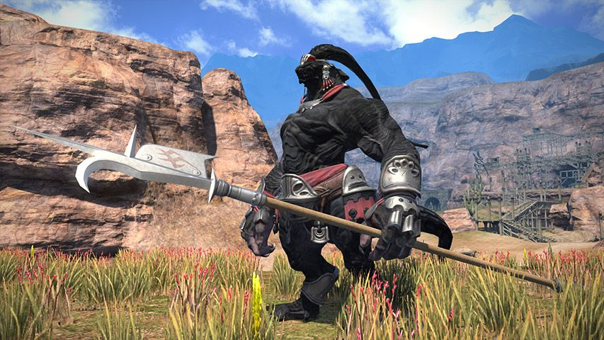 Final Fantasy XIV : A Realm Reborn - En images
