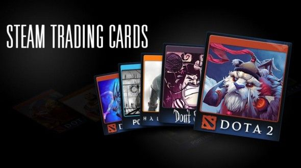 Steam : des cartes à collectionner