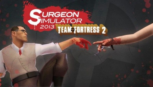 Surgeon Simulator 2013 : Meet The Medic