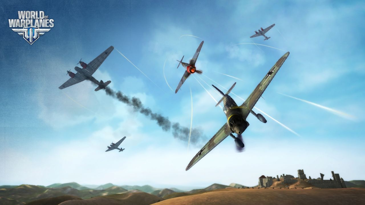 World of Warplanes : Beta Ouverte