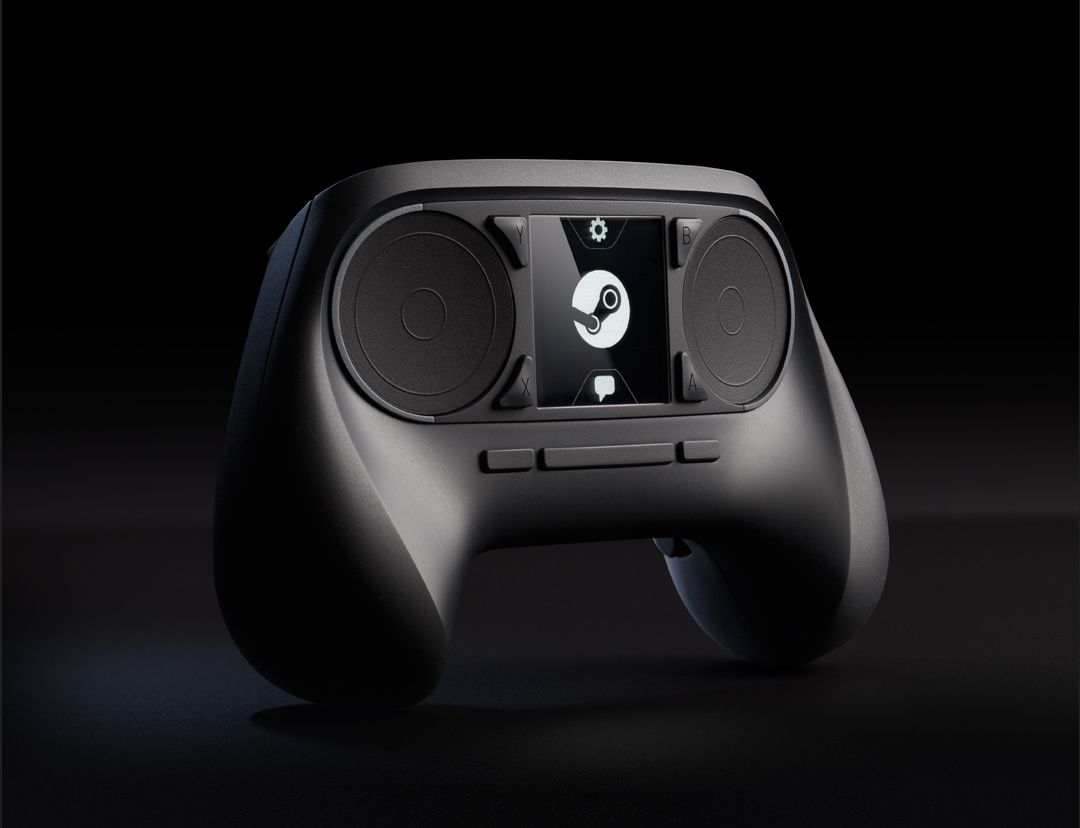 Manette Steam : La surprise Hardware de la semaine !