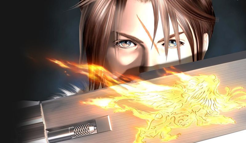 Final Fantasy VIII : disponible sur Steam