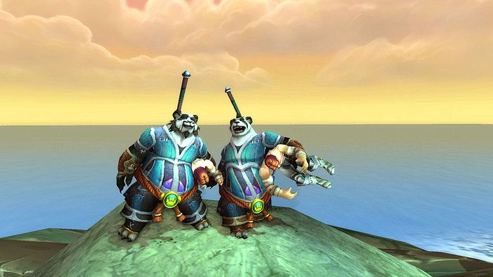 World of Warcraft : Mysts of Pandaria