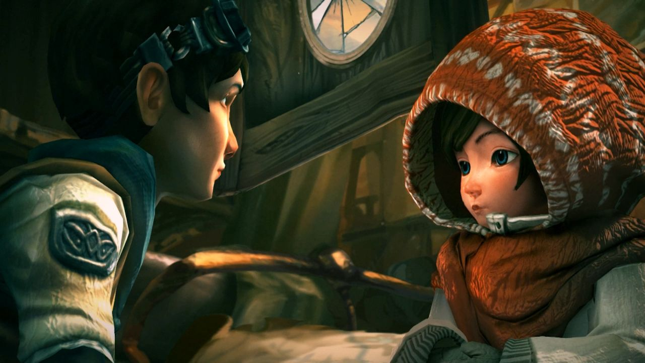 The Whispered World 2 : Fournée d'images