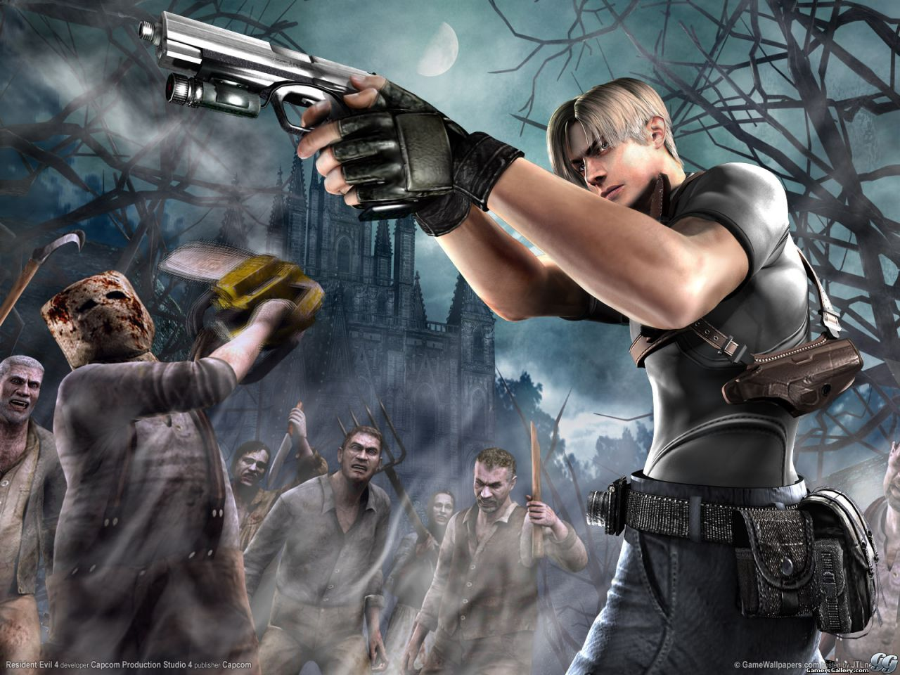 Resident Evil 4 Ultimate HD Edition : Le Trailer