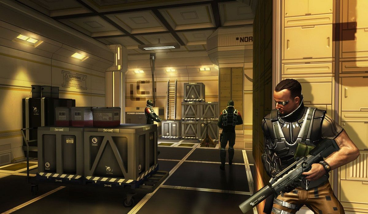Deus Ex The Fall : En avance sur PC !