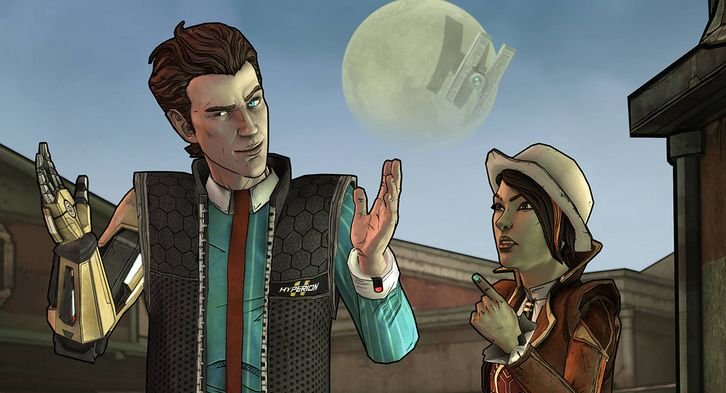 Tales from the Borderlands : Les premières images !