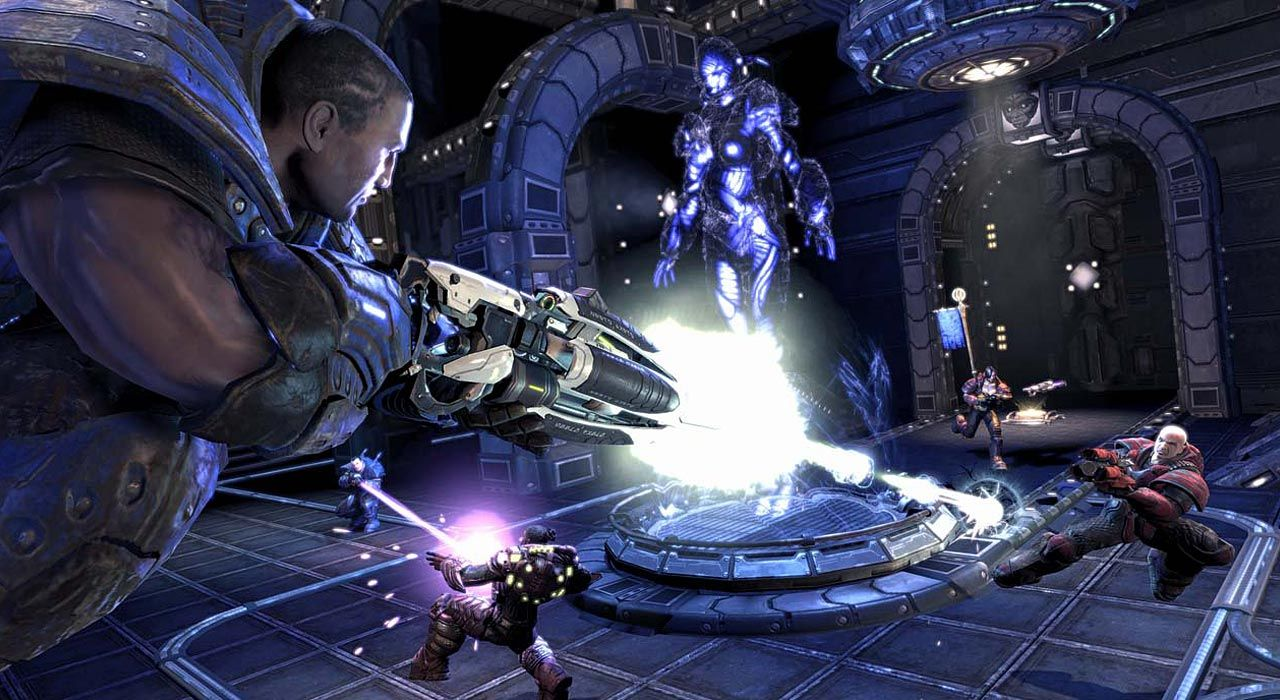 Unreal Tournament : Le prochain opus sera free-to-play