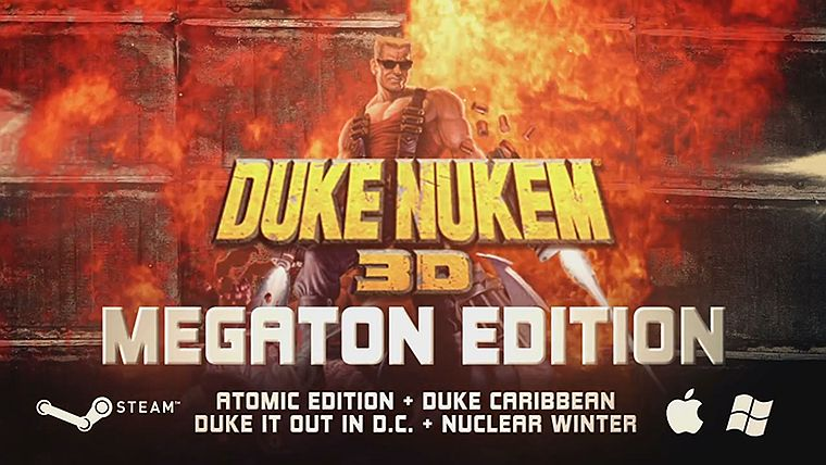 Test : Duke Nukem 3D Megaton Edition