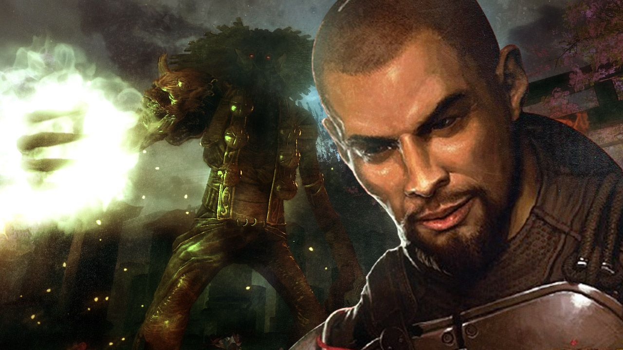 Test : Shadow Warrior