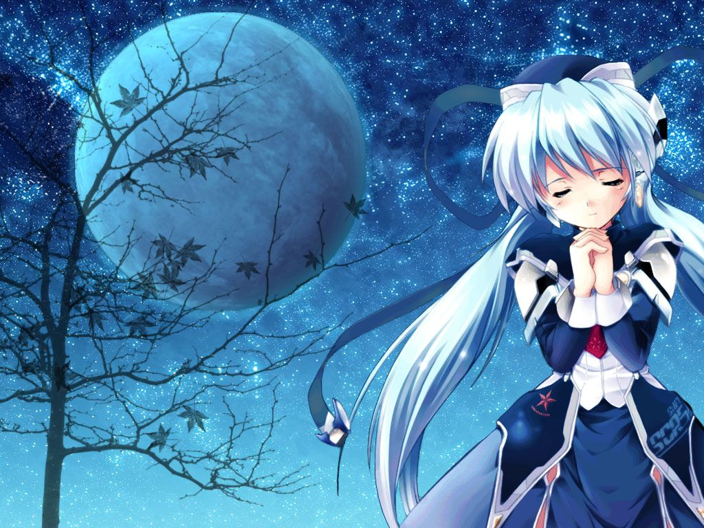 planetarian : un visual novel en anglais sur Steam