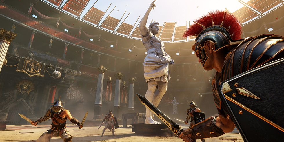 Ryse Son of Rome : Le trailer PC en 4K