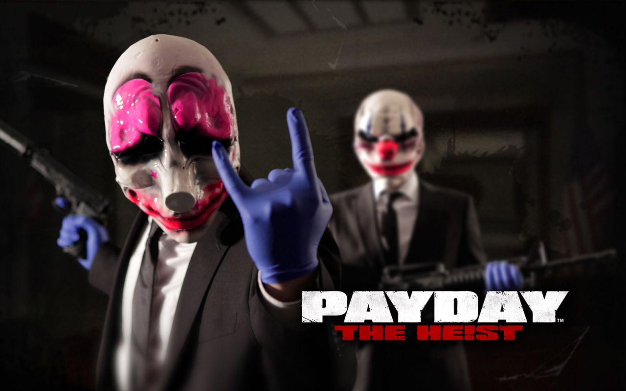 Payday : The Heist offert par Steam