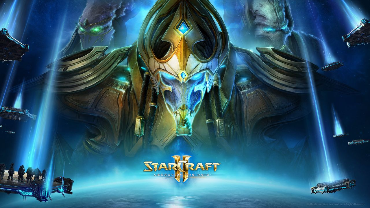 Starcraft 2 Legacy of the Void : Cinématique + images