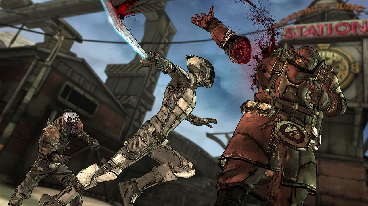 Tales from the Borderlands : Disponible aujourd'hui sur PC !
