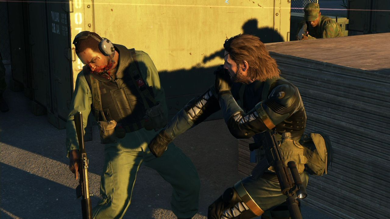MGS Ground Zeroes : Comparatif PC/PS4