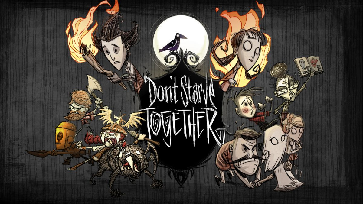 Don't Starve Together : Le mode multijoueur en early-access se trouve une date