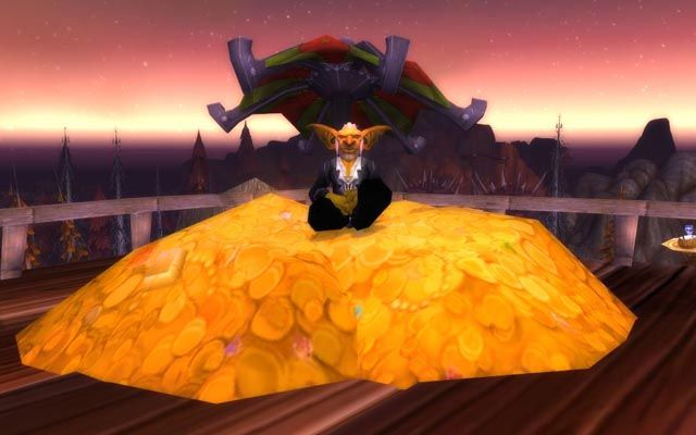 World of Warcraft  : Payer son abonnement avec de l'or sera bientôt possible !
