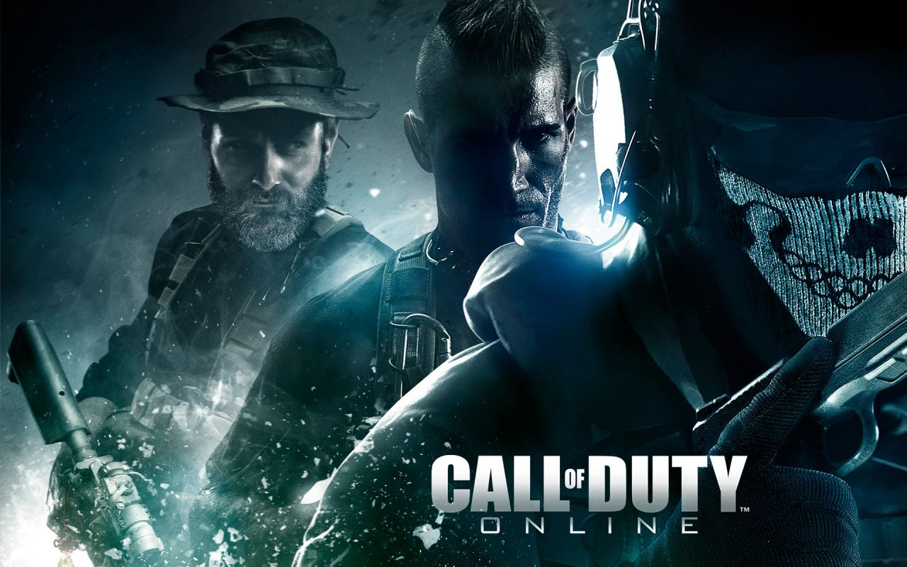 Call of Duty Online : La version Beta ouverte en Chine