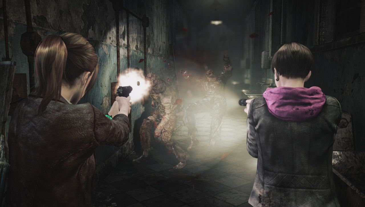 RE Revelations 2 : Capcom finit par s'occuper de la coop locale sur PC