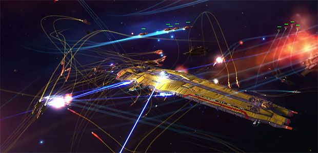 Homeworld Remaster : Gearbox publie son Accolades Trailer
