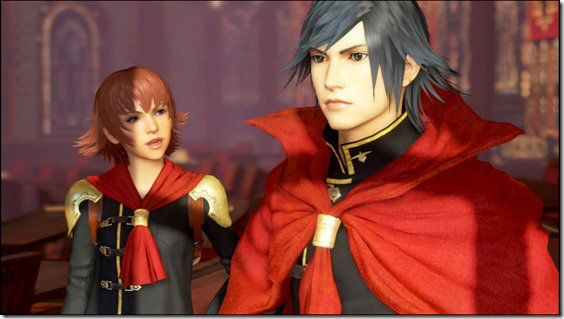 Final Fantasy Type 0 HD : Bonus et images de la version PC