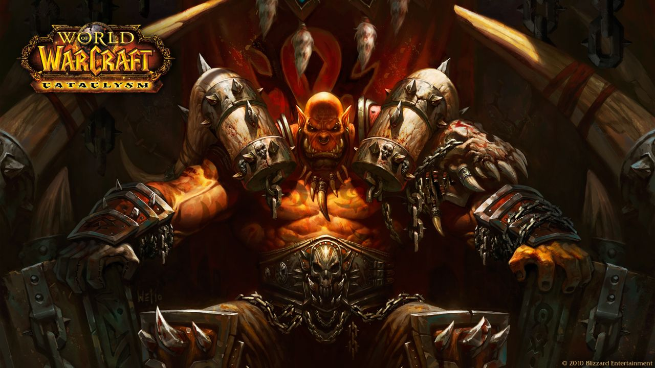 World of Warcraft : Une nouvelle extension annoncée à la Gamescom